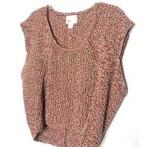Anthropologie Yoon cocoon sweater top Size S